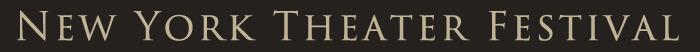 New York Theater Festival banner